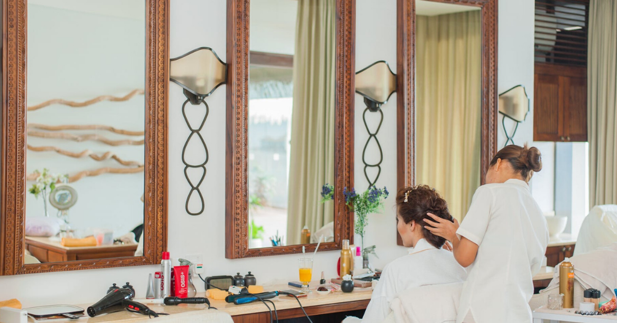 How to Enhance Re-Booking Services for Your Salon?